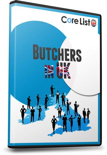 List of Butchers in UK