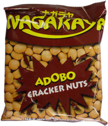 Nagaraya Cracker Nuts (Adobo) 5.64 oz. - 2 Pack