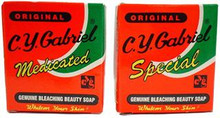 CY Gabriel Medicated Soap 135g - 2 Pack