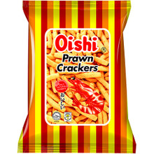 OISHI PRAWN CRACKERS 100G - ORIGINAL FLAVOR