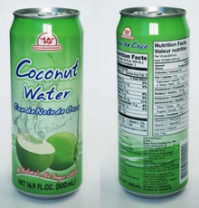 Sun and Dragon Coconut Water 16.9 Oz  (24-Pack)