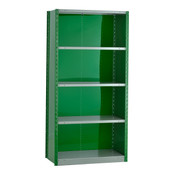 Rousseau Closed Shelving Starter