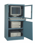 Rousseau Stationary Computer Cabinet