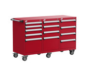 L3BJG-3001 in Flame Red