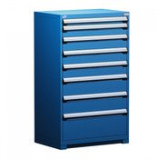 R5AEE-5825 Avalanche Blue, Rousseau Heavy Duty Drawer Cabinet