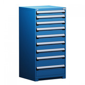 R5ADG-5805 Avalanche Blue, Rousseau Heavy Duty Drawer Cabinet