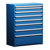 R5AHE-5809 Avalanche Blue, Rousseau Heavy Duty Drawer Cabinet