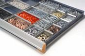 Drawer with Compartments - Filled