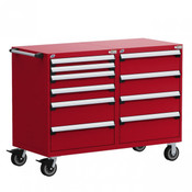 Mobile Drawer Cabinet Rousseau Heavy Duty R5DHG-3810