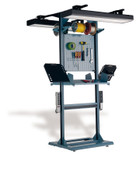 "Multi-Purpose Stand, Maintenance Station, Fixed, 32"" x 27"" x 85"" high"