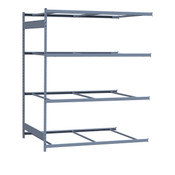 SRA5178 Mini-Racking Adder Unit with Steel Shelves