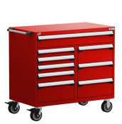 Mobile Tool Drawer Cabinet Rousseau R5GHE-3834 FR