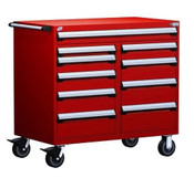Mobile Tool Drawer Cabinet Rousseau R5GHE-3814 FR