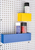 Spray Can Support Trays