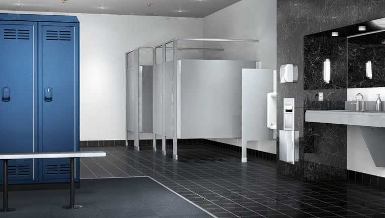 Bathroom Partition locker repair parts, toilet partition repair parts, master lock