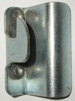 Interior Steel Locker Door Jamb (Frame Hook). LEFT Hand. #76008