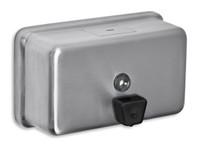 Dispenser for Liquid Soap or Hand Sanitizer. 40 fl oz