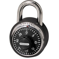 Master Lock 1500-0620 Padlock Bumpers -- Black Rubber rings that fit over standard combination padlocks to prevent scratching.