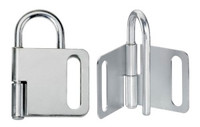 #418 Heavy Duty Steel Lockout Safety Padlock Hasp