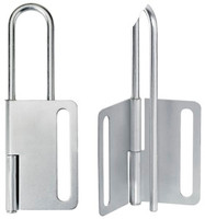 #419 Heavy Duty Steel Lockout Safety Padlock Hasp
