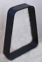 Moveable Aluminum Bench Pedestal. #7107650