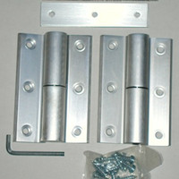 Door Hinge. Universal Replacement Hinge Kit. #UR5AL