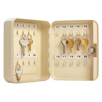 Master Lock Key Cabinet. For up to 20 Keys. #7131D