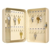 Master Lock Key Cabinet. For up to 48 Keys. #7101D