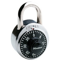 Master Lock 1502 Combination Padlock. Not Control Keyed. Comes in different colors. Best selling combination padlock!