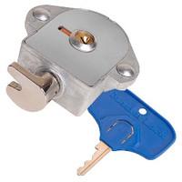 Master Lock 1790MKADA Built-In Flat Locker Lock. Control Keyed. ADA Compliant. For Single Point Lockers. Extra Large Key Head for easy use.