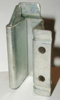Durabilt Locker Door Jamb (Frame Latch Hook). #72002