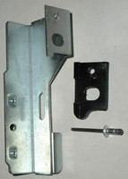 Lyon locker recessed handle lift with trigger (old style). For lockers manufactured between 1991 and 2004