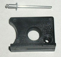 List / Superior Locker Plastic Recessed Handle Trigger. #82003