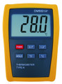 Digital k-type Thermometer DM6801 with one thermocouple input