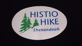 Histio Hike Shenandoah Flashlight and Sticker Pack
