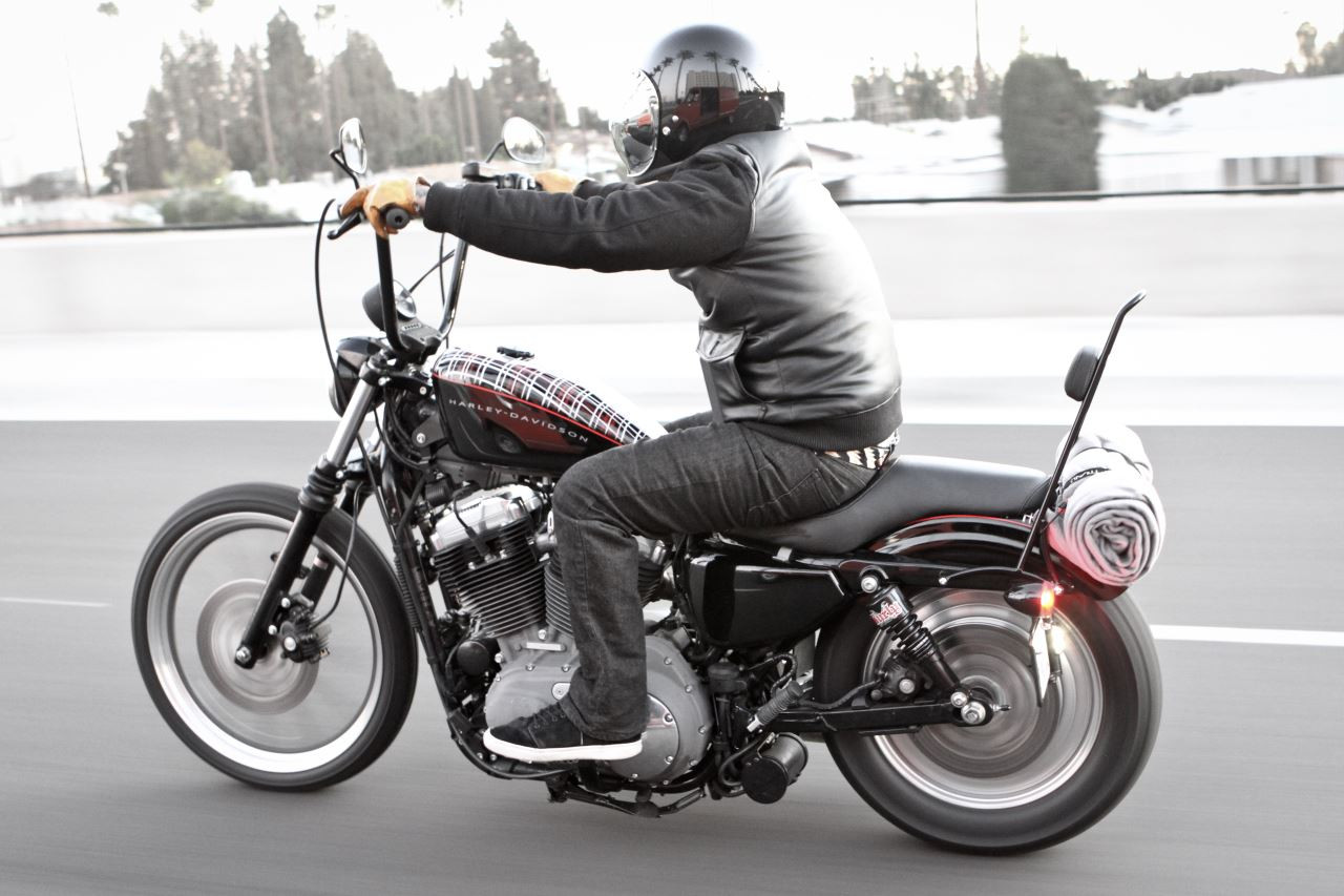 Motorcycle For Tall Riders