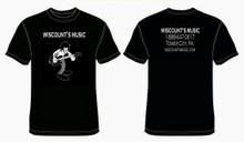 Wiscount's Music T-Shirt
