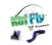 KatFly Teaser Purple Bug and Purple Eel Set