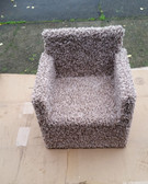 Cat chair furniture - light brown