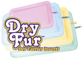 Dry Fur Deluxe Travel Pads 2PK