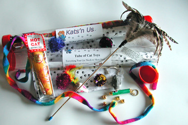 Cat Toy all-in-One package