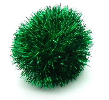 Jumbo Sparkle Ball Tuff Kitty Puff
