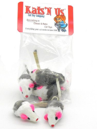 Rattle Mice 5 pack