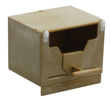 Plastic Finch - canary Nest Box