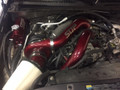 SDP compound turbo kit twin turbo LBZ Duramax Illusion Cherry