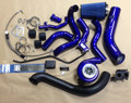 "LB7 Single turbo kit w/ 3"" Y-bridge. Royal Illusions"