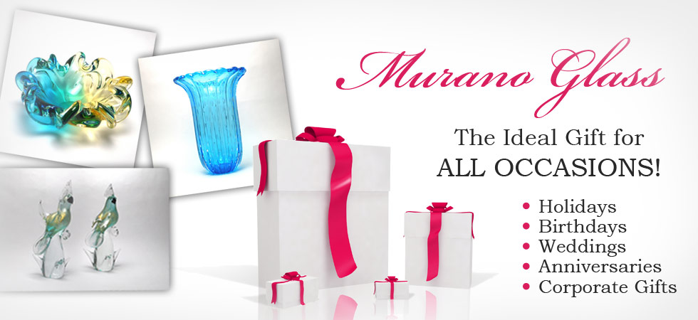 Murano Gift Ideas Birthdays