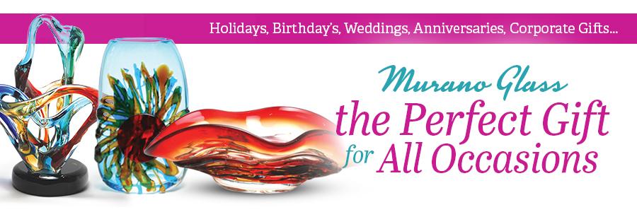 Murano Gift Ideas Birthdays
