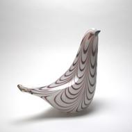 Murano Glass Dove Head Up