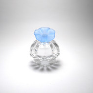 Anemone Crystal Covered Box Blue